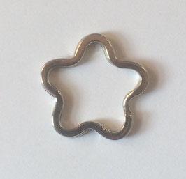 5 Stern Schlüsselringe