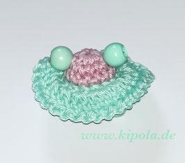 Häkelkörper - Rock Rosa-Mint
