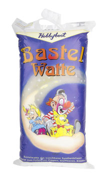 Hobbybest Bastelwatte 300g