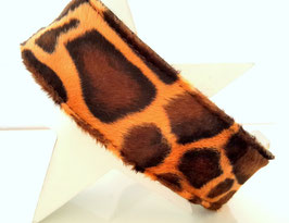 Halsband Wildlife Giraffe orange / 75.