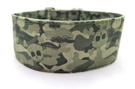 Halsband Camouflage Skulls / 179.