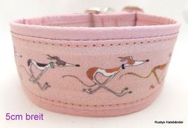 Halsband Windi / 5. rosa
