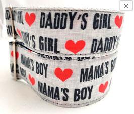 Halsband Mamas Boy  / 41.