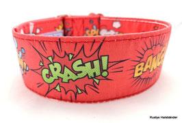Halsband Crash Boom Bang rot / 92.