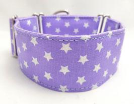 Halsband Sterne lila / 7.