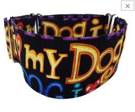 Halsband I Love my Doggi/ 49.