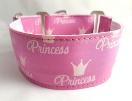 Halsband Princess rosa / 79.