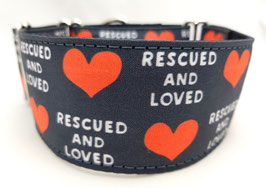 Halsband Rescued and Love / 6.