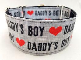 Halsband Daddys Boy  / 42.