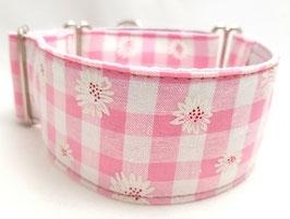 Halsband Alpenglück rosa / 52.