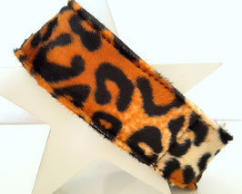 Halsband Wildlife Leo orange / 76.