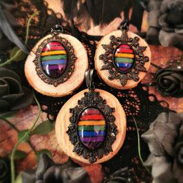 Anhänger Regenbogen