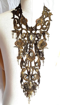 Collier Steampunk lang
