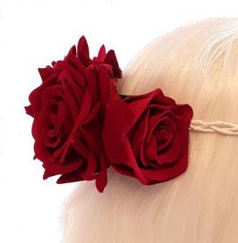 Blumenkranz Rosen groß Rot