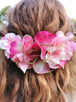 Blumenkranz Jungfer rosa