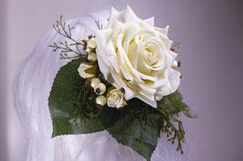 Rosen weiß groß