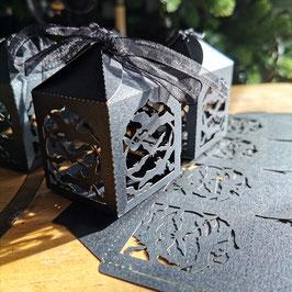 4 Bat Boxen zum selbst zusammen falten
