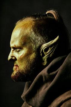 Ork Ohren aus Latex - Loc