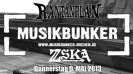 RANTANPLAN & ZSKA LIVE