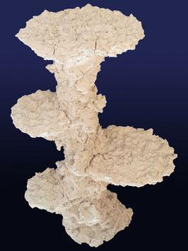 Plateau- Säule