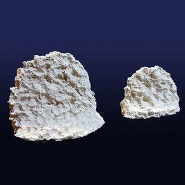 Aufzuchtstein für die Platzierung von Korallen