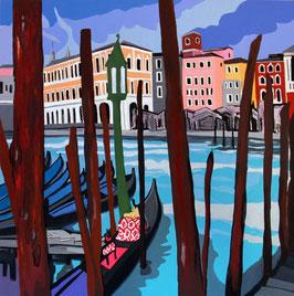 Scorcio di Venezia- Ca Sagredo