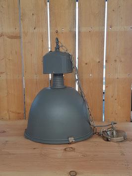 Industriële hanglamp grijs Genève