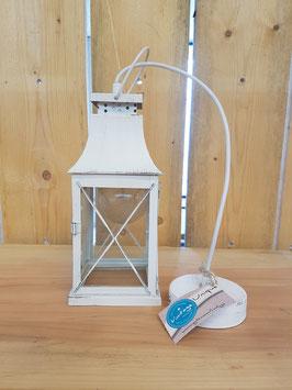 Eglo Hanglamp Vintage Wit Lantaarn