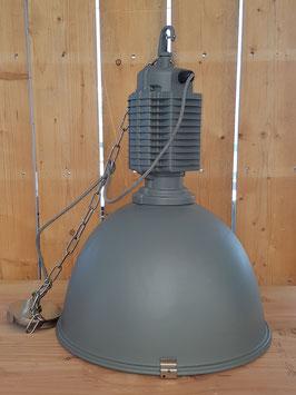 Industriële hanglamp grijs Zürich