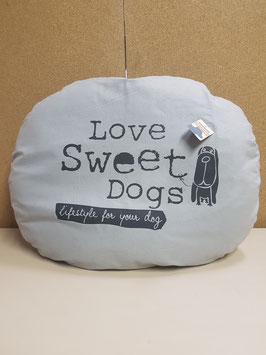 Kussen Love Sweet Dogs