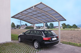Design Carport PORTOFORTE Typ 110