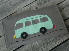 Autogarage Grau - VW Bus Mint