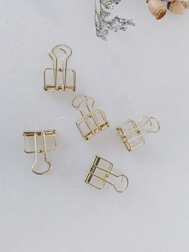 Binder Clips 19mm