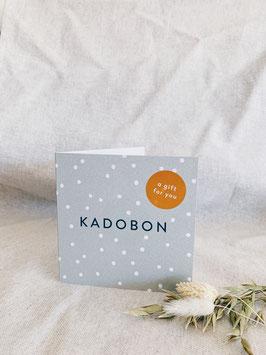 Gift card / Kadobon