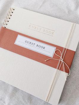 Guest Book invulboek
