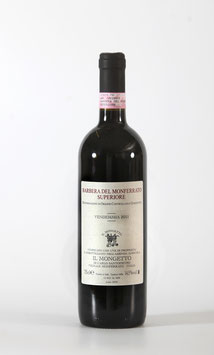 DOC Barbera del Monferrato, Il Mongetto, Superiore    2014