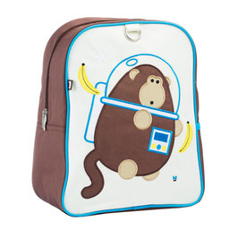 Beatrix New York Monkey Toddler Backpack