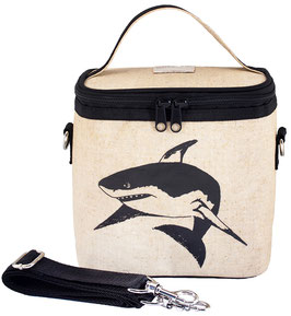 Black Shark Cooler Bag - Small
