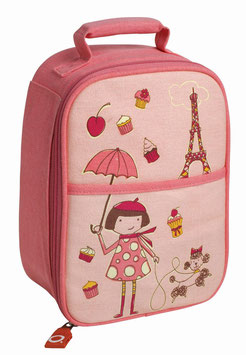 Zippee Lunch Tote Cupcake