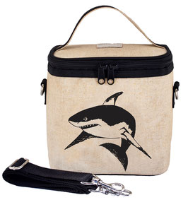 Black Shark Cooler Bag - Large