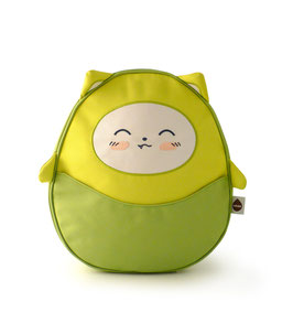 Kawaii Mini Backpack - Lime
