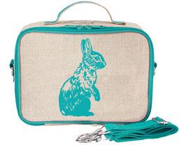 SoYoung Aqua Bunny Lunchbox