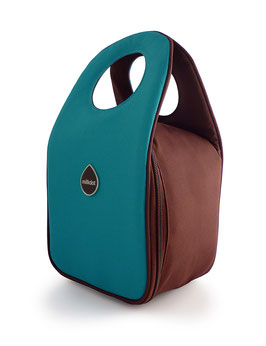 Stoh Blue Raspberry Lunch Tote