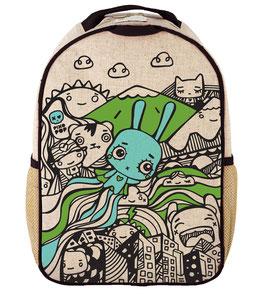 Pixopop Flying Stitch Bunny Toddler Backpack