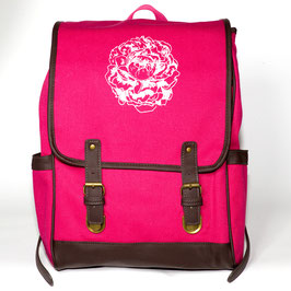 Pink Peony Junior Backpack