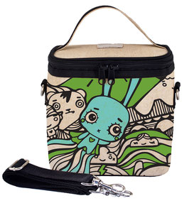 Pixopop Flying Stitch Bunny Cooler Bag - Large