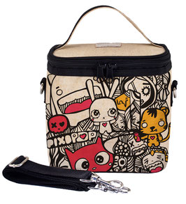 Pixopop Pishi and Friends Cooler Bag - Small