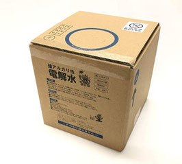 アルファウォーター/強アルカリ性電解水(pH12.5) 一般用5L