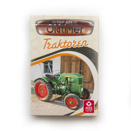 Quartett - Oldtimer Traktoren