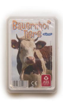 Quartett - Bauernhof Tiere